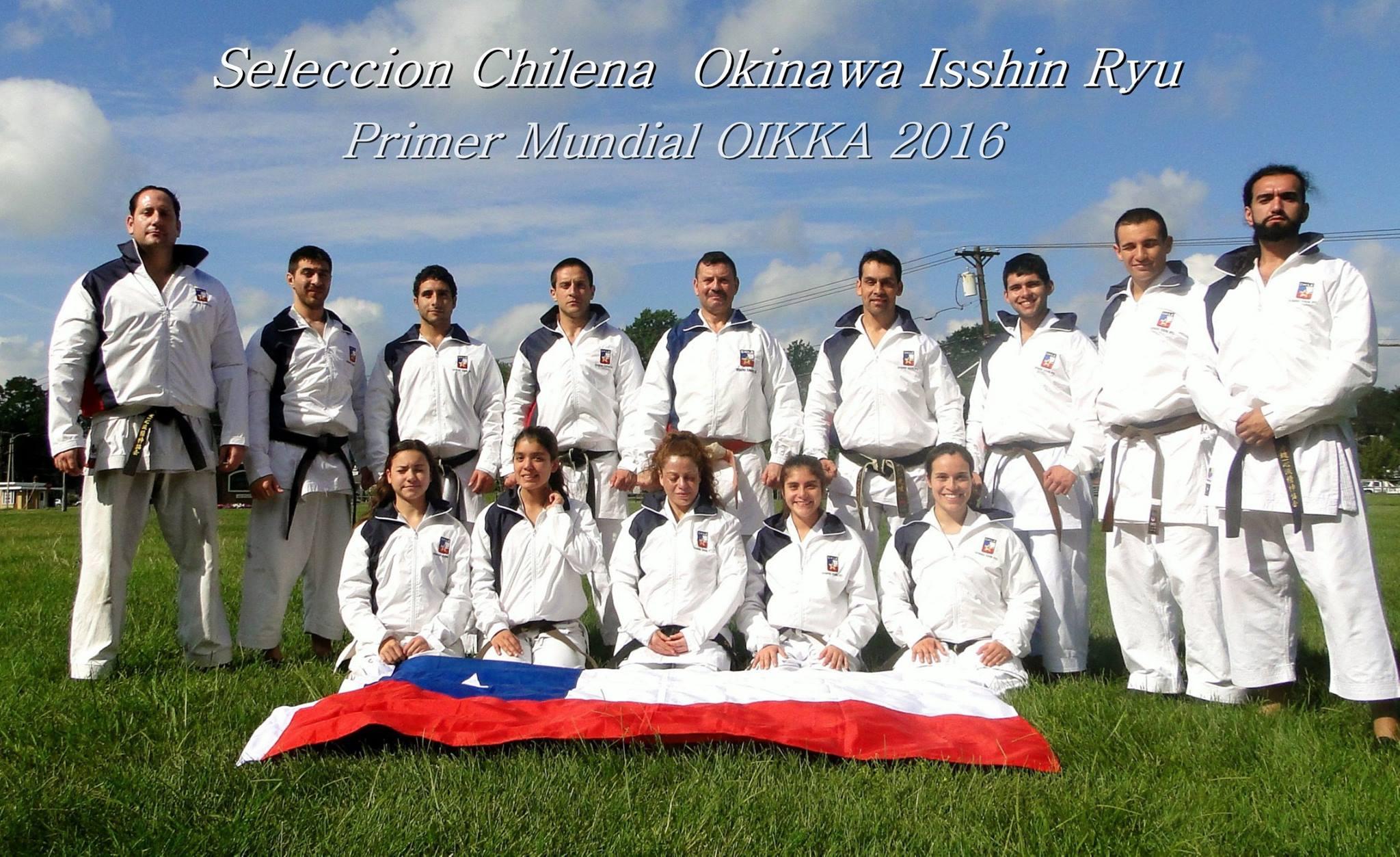 Campeonato mundial Karate - autodefensaconsentido